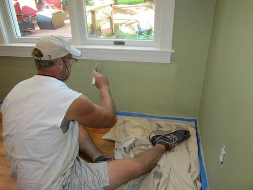 Ann Arbor Interior Painting