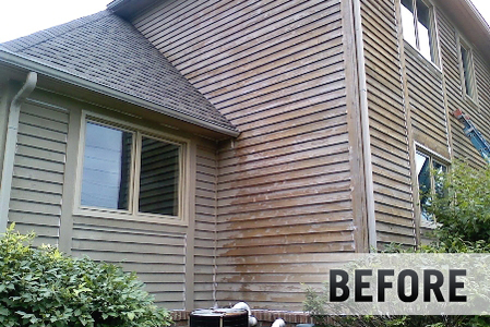 Ann Arbor Exterior Painter