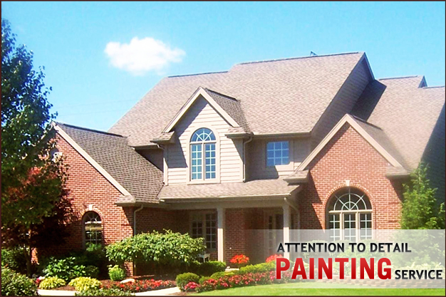 Attention to detail Ann Arbor Painting Service